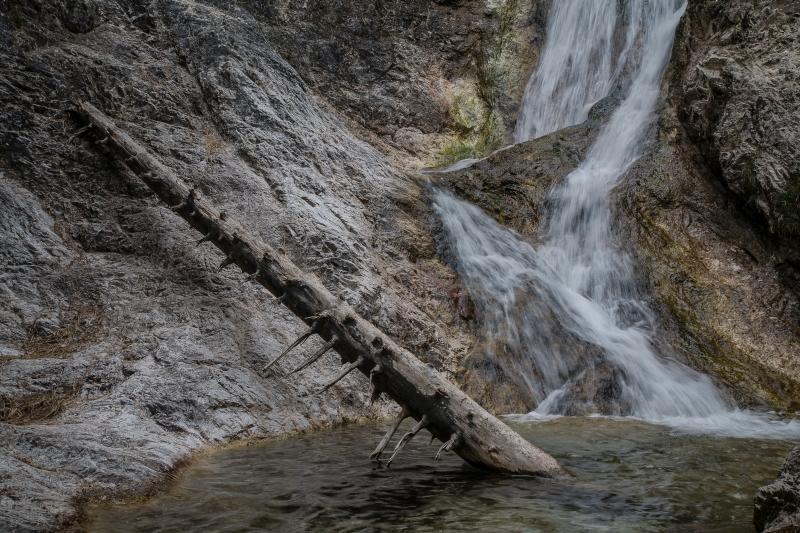 (Nicht nur) Mein Lieblingsplatz - die Gumpen am Sulzer-Wasserfall