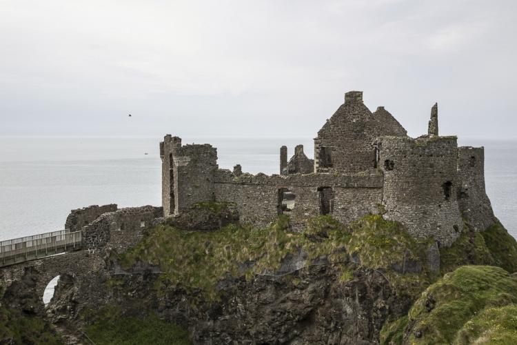 Dunluce Castle - aka House of Greyjoy