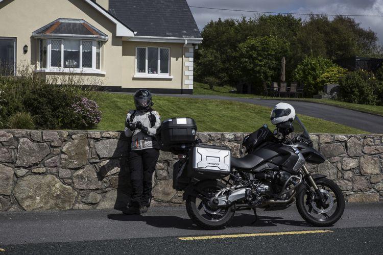Letzter Stopp vor Galway