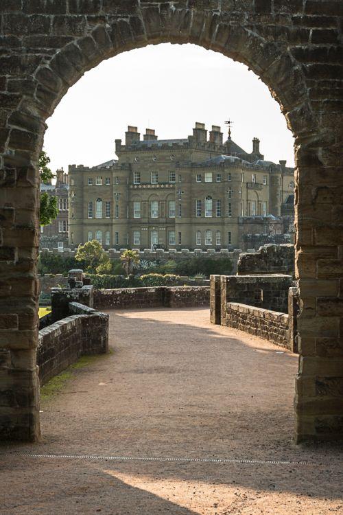 Eingang zum Culzean Castle