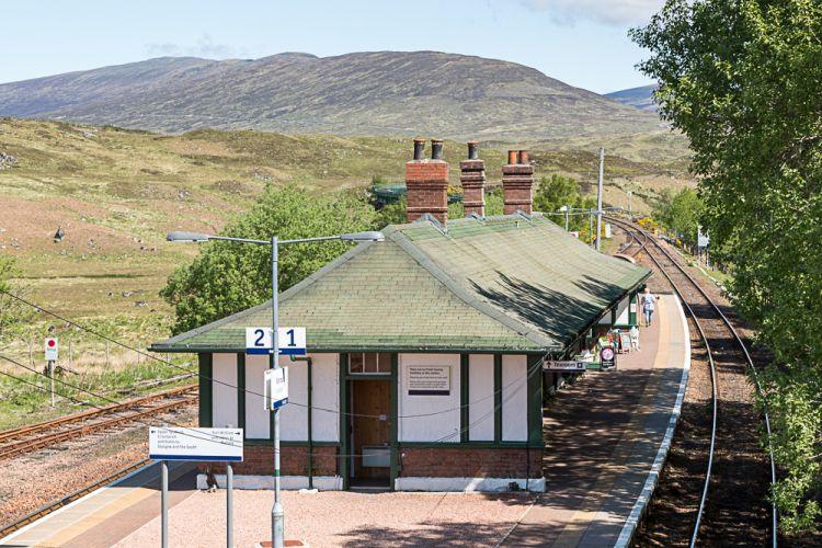 Rannoch Moor Station