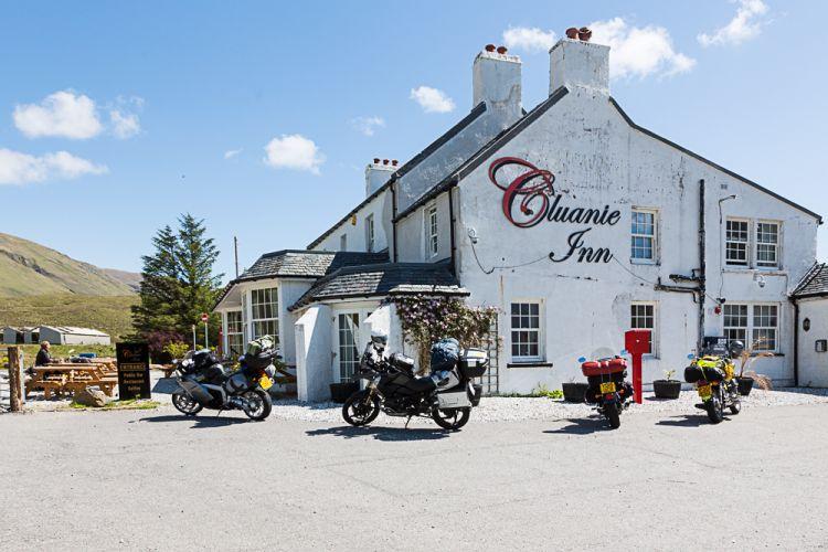 Das Cluanie Inn am... Loch Cluanie