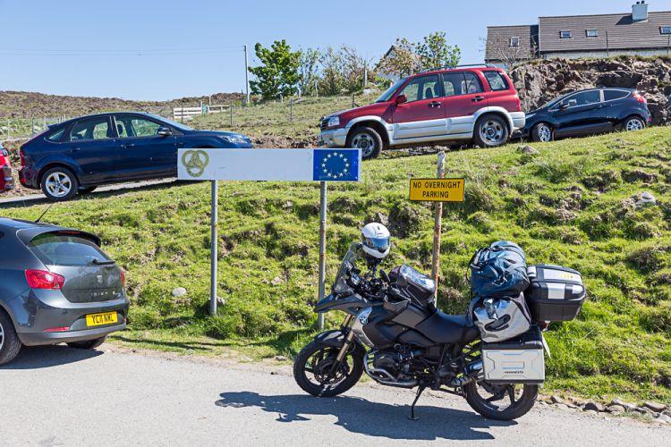 Bald Geschichte? Parken unter Europas Sternen in Elgol